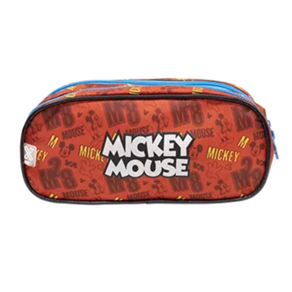 Estojo Duplo Mickey Mouse Y1