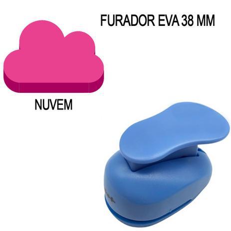 Furador De Eva Nuvem 38mm Blister Individual
