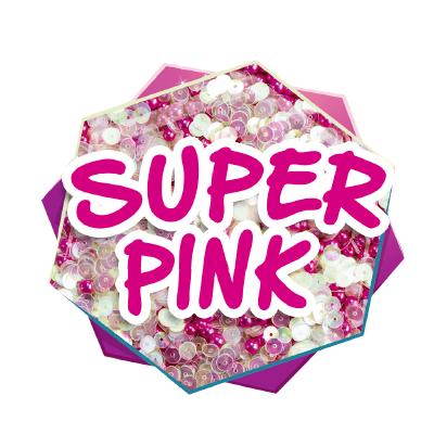 Kimeleka Fábrica de Slime Super Pink