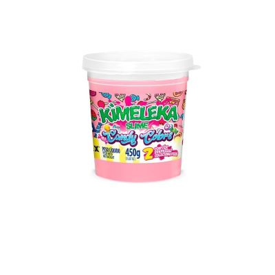 Kimeleka Slime Candy Colors Rosa