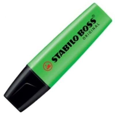 Marca Texto Stabilo Boss Verde