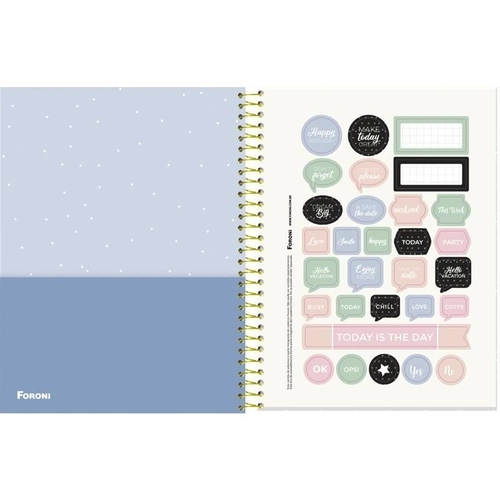 Planner Uptown Foroni