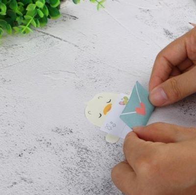 Post it Envelope Pato