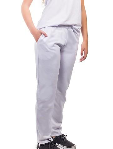 Calça branca básica
