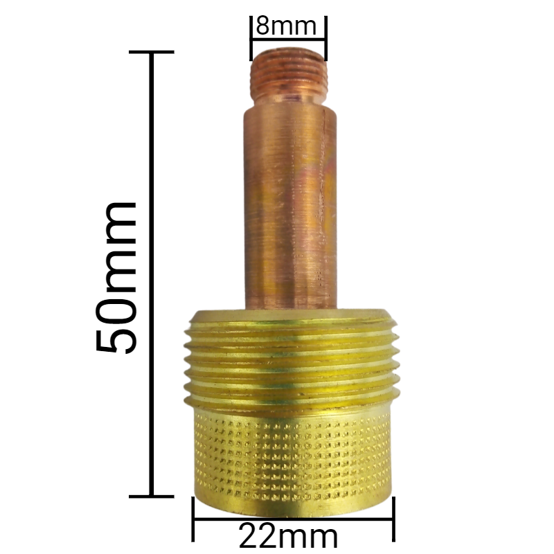 Difusor Gás Lens 2,4mm TB121 Oximig