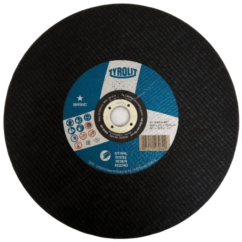 Disco de corte 12