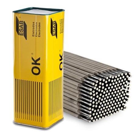 Eletrodo OK 46.00 3,25x350mm Esab Lata 20kg