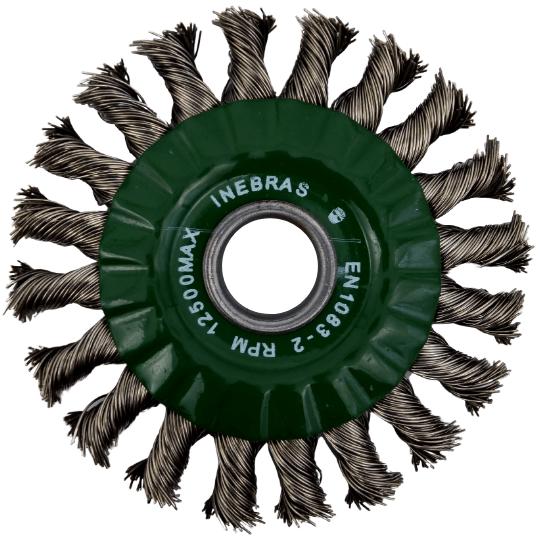 Escova circular trançada 4.1/2