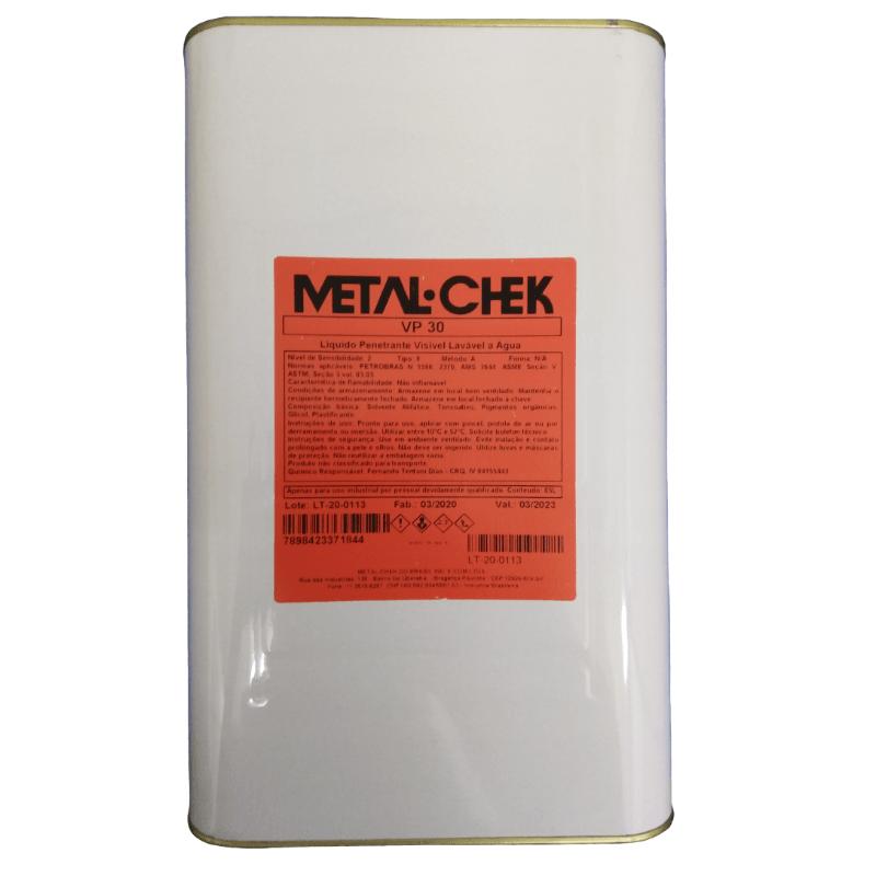 Liquido Penetrante VP 30 (5 L) Metal Chek