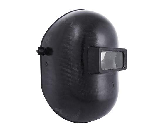 Máscara de solda 730 Celeron visor fixo com catraca Ledan