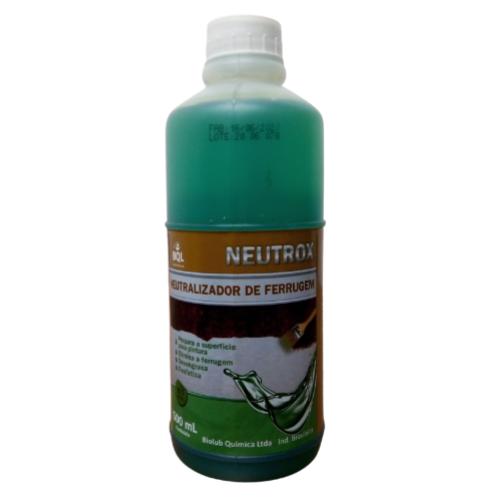 Neutrox 500ml Neutralizador de ferrugem