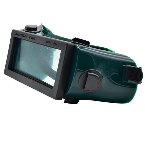 Óculos CG 500 Visor Fixo Carbografite