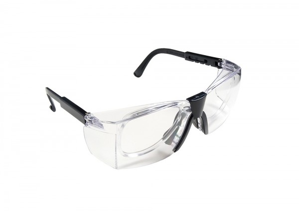 Óculos Delta para lente de grau Carbografite