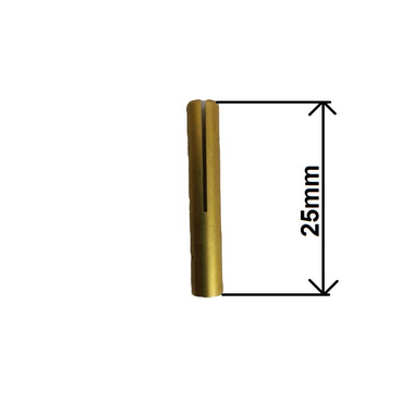 Pinça para tochas TIG 1,6mm TC201 Oximig