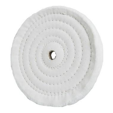 Roda de algodão costurada 100mm