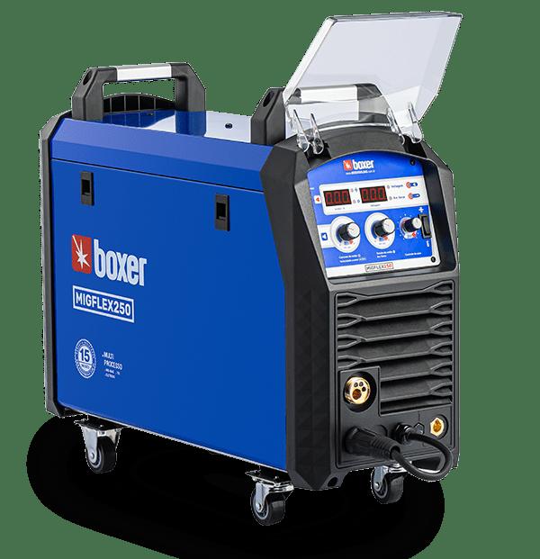 Solda MIG MIGFLEX250 Multi-processo 220A 220V Boxer