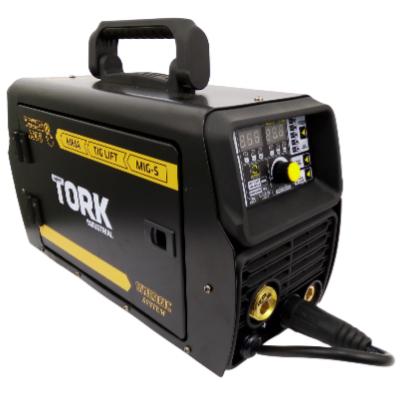 Solda MIG Touch 200s sinérgica (MIG/TIG/MMA) Tork