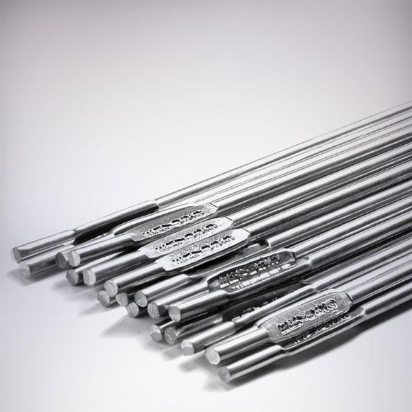 Vareta de Inox 308L 2,40mm com FBTS (1kg)