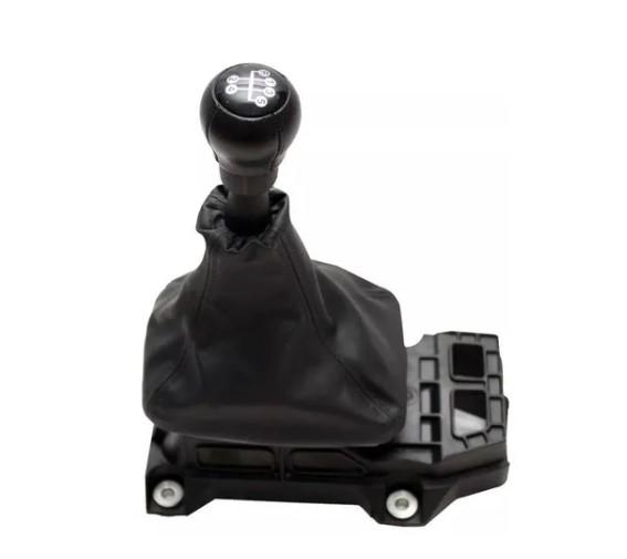 Alavanca de Câmbio Completa Corsa/Prisma/Celta - sistema cabo