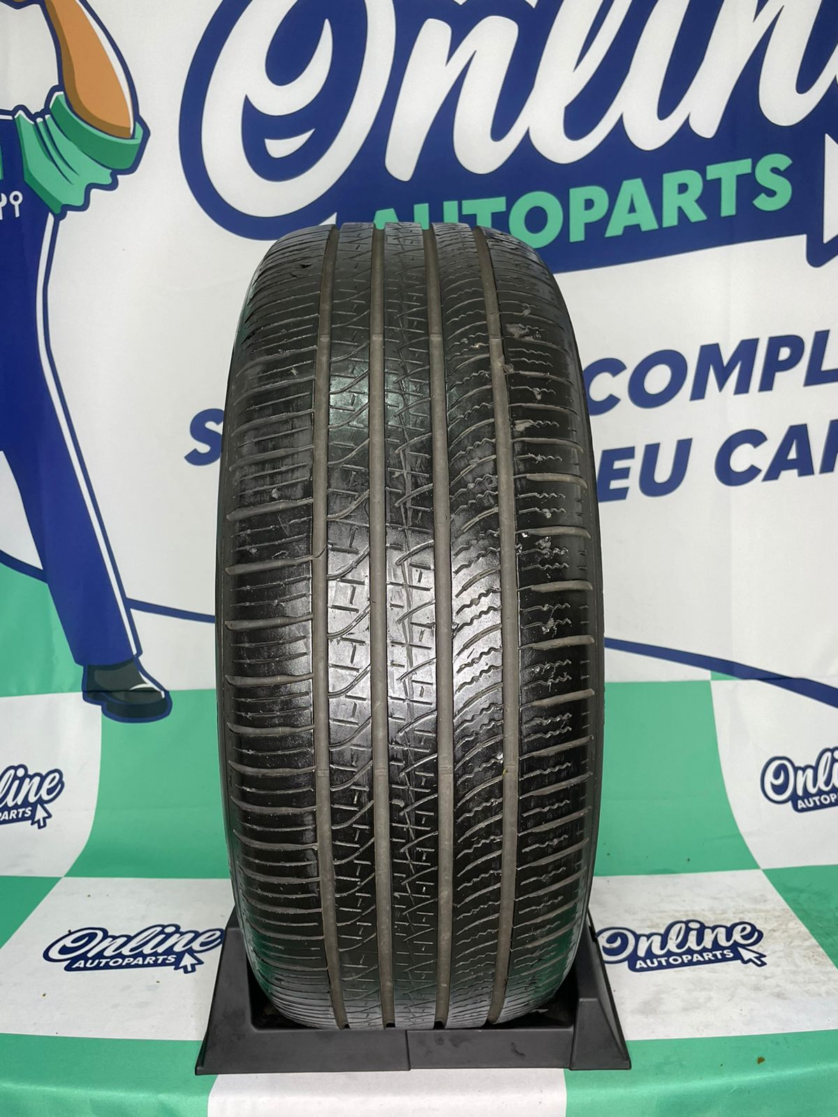 Pneu 235/50/20 Pirelli Scorpion Zero 104W