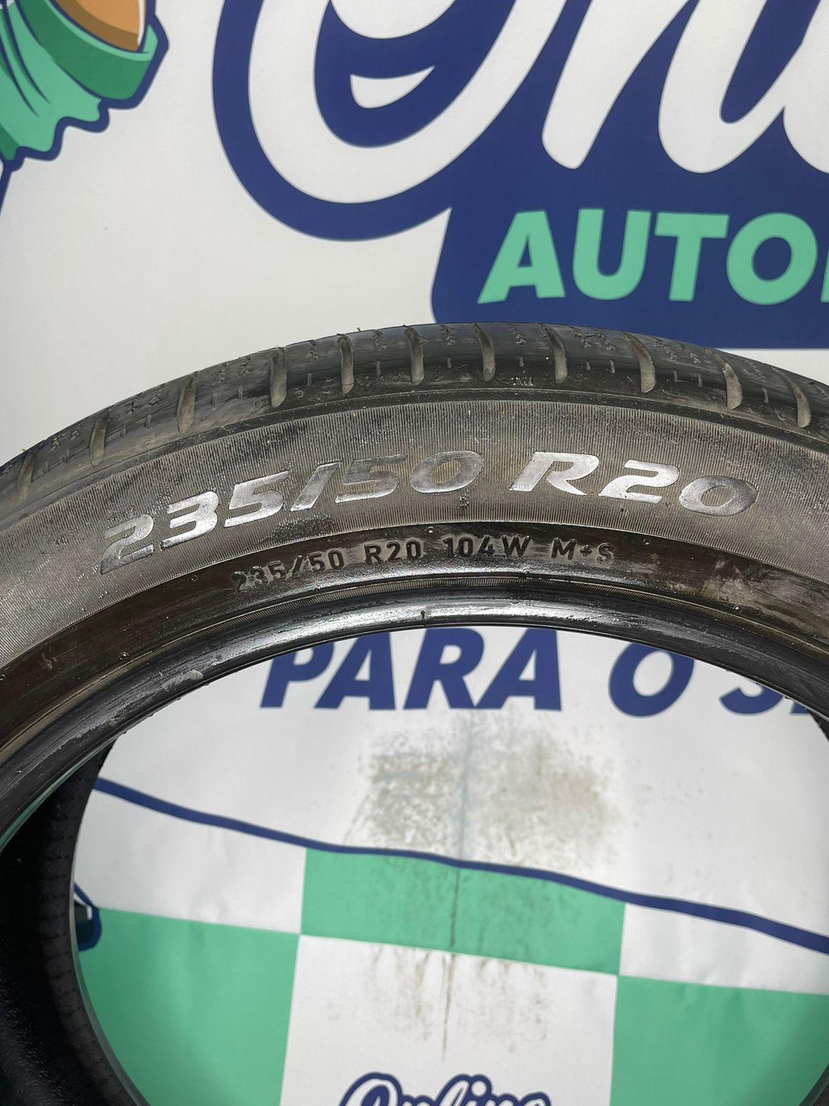 Pneu 235/50R20 Pirelli Scorpion Zero 104W