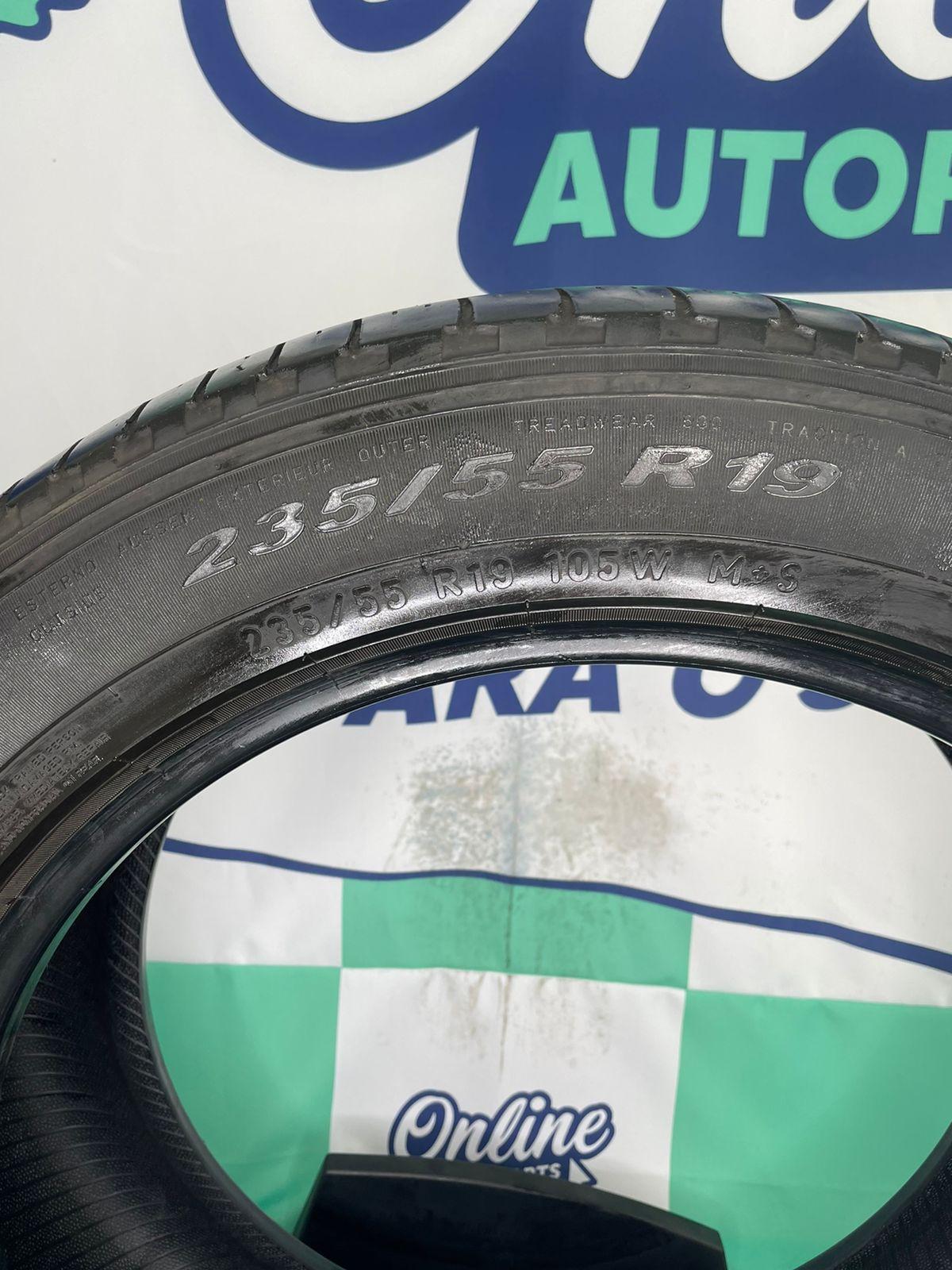 Pneu 235/55R19 Pirelli Scorpion Verde 105W