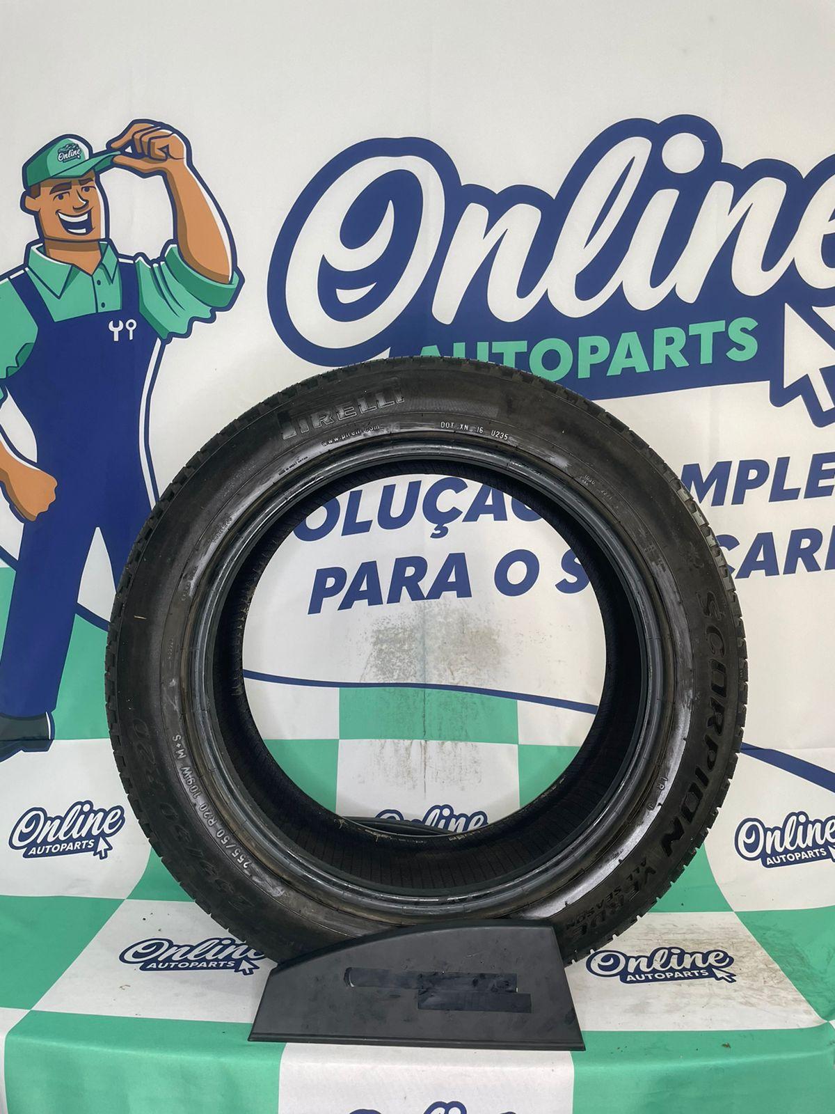 Pneu 255/50R20 Pirelli Scorpion Verde 109W
