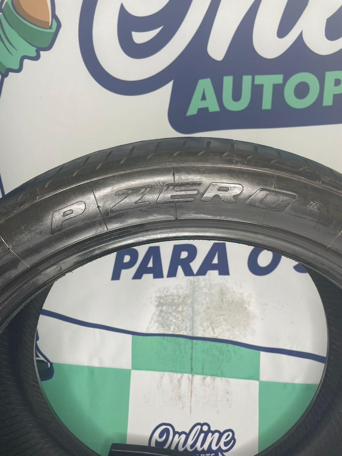 Pneu 275/40R20 Pirelli Pzero 106Y