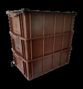 Compostchêira Doméstica - M (para 2 ou 3 pessoas)