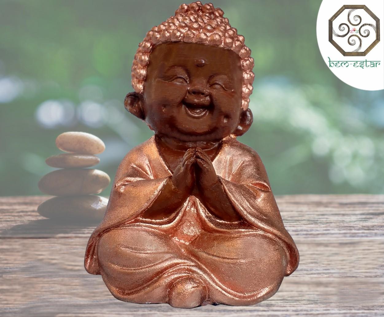 Buda Bebê - agradecendo