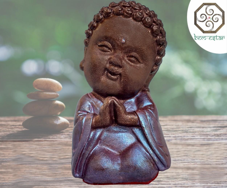 Buda Agradecendo