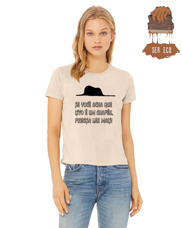 """Camiseta Ecológica - """"Pequeno Príncipe"""""""