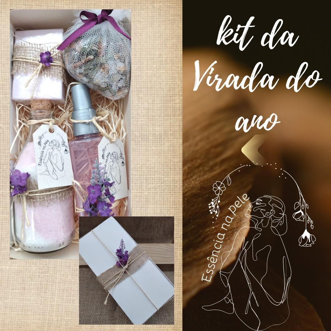 Kit da Virada- Lavanda