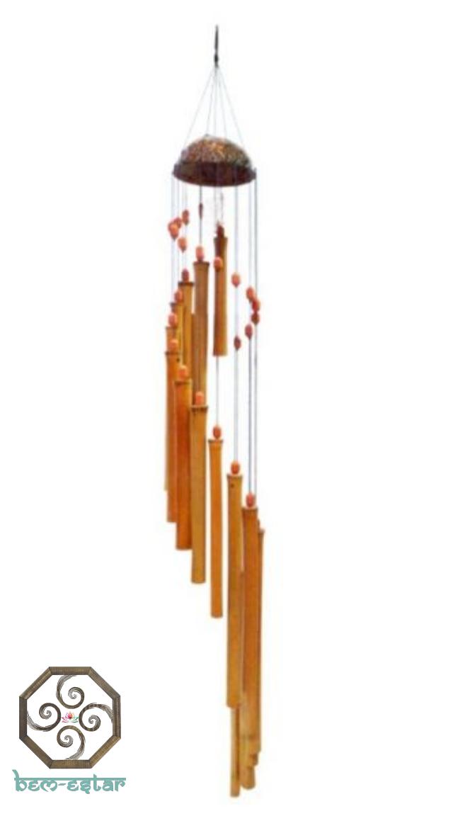 Mobile de Bambu - Coco