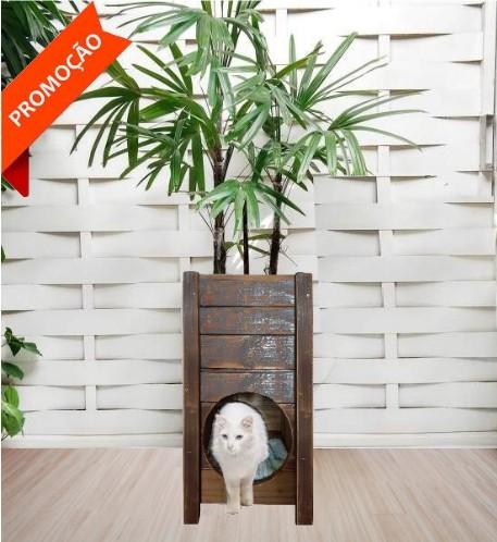 Pet Garden - Suporte para plantas e Nicho para Pet
