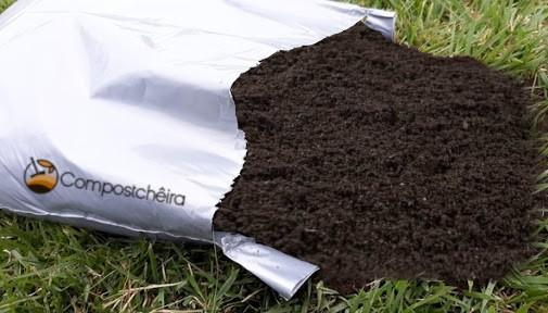 Terra Vegetal (Composto ORGÂNICO) - 20 kg