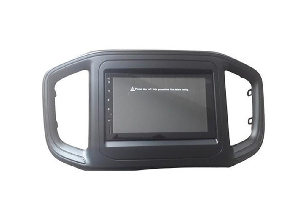 Multimídia Aikon Fiat Strada 2020 Tv + Câm Ré