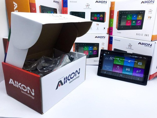 Multimídia Universal Aikon Atom Basic One Tv Dig Câm.ré+fron