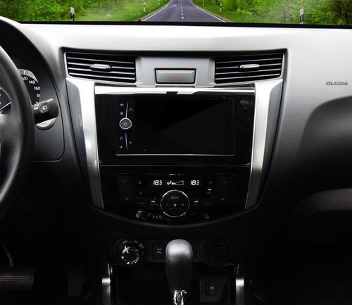 Multimídia Winca Aikon Nissan Frontier 2017/2020 9 Polegadas