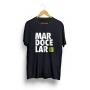 Camiseta Mar Doce Lar Paddles - Black