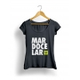 Camiseta Mar Doce Lar Paddles Elas - Black