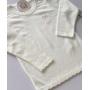 Blusa Tricot Lia Off White