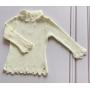 Cacharrel Maria tricot off white