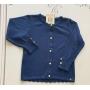 Cardigan Lola tricot Azul Marinho