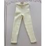 Legging Ana tricot Off White