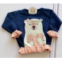 Sweater Mila tricot baby