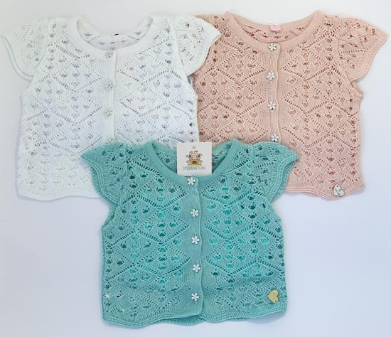 Blusa Tricot Cindy (3 cores)