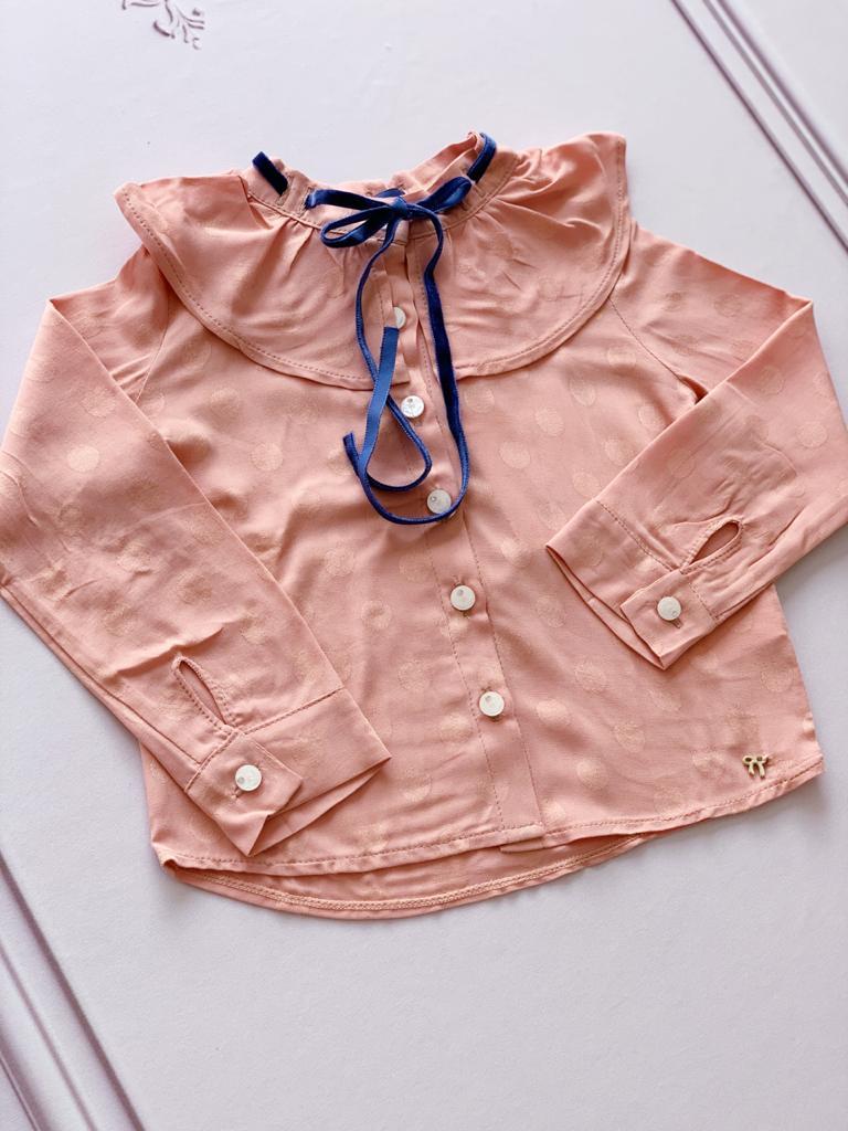 Camisa Miriam rosa