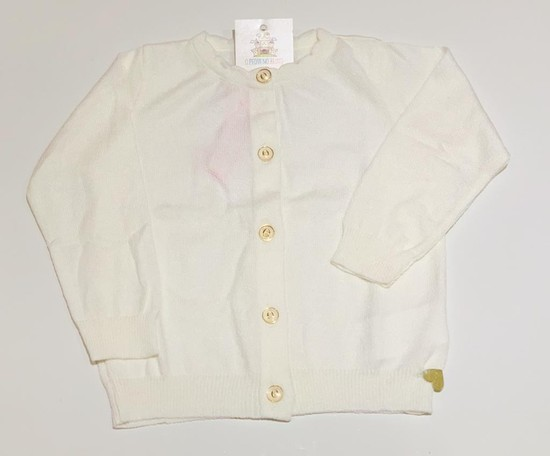 Cardigan Leila tricot Off White
