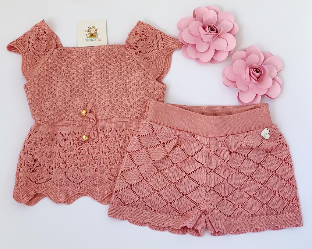 Conjunto Maite tricot